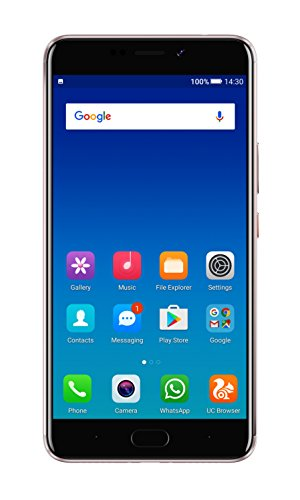 Gionee A1 Plus  (Mocha Gold, 64GB) With Offers image