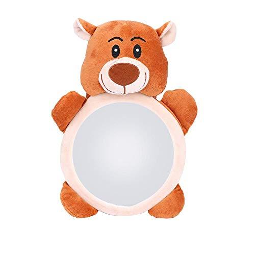 Espejo de Coche para bebés, Espejo Retrovisor Coche Bebe, Espejo para Asiento...