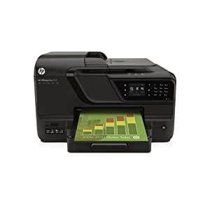 hp officejet pro 8600 imprimante jet d 39 encre couleur 32 ppm wi fi noir informatique. Black Bedroom Furniture Sets. Home Design Ideas