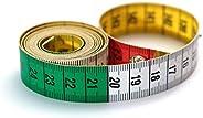 شريط قياس لين بطول 150 سم للخياطة وقياس الجسم من هويتشستماس