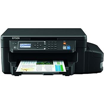 Epson Ecotank ET-3600 - Impresora multifunción de tinda (Copia y ...