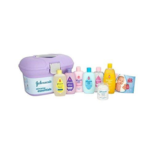 Johnsons Baby Skincaring Wesentliche Feld 8 Pro Packung