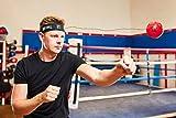 Boxaball - Pelota de boxeo para mejorar las reacciones y la velocidad, ideal para entrenamiento y fitness