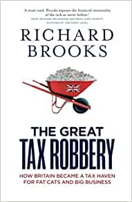Forthcoming book: Tax Havens and International Human Rights Law