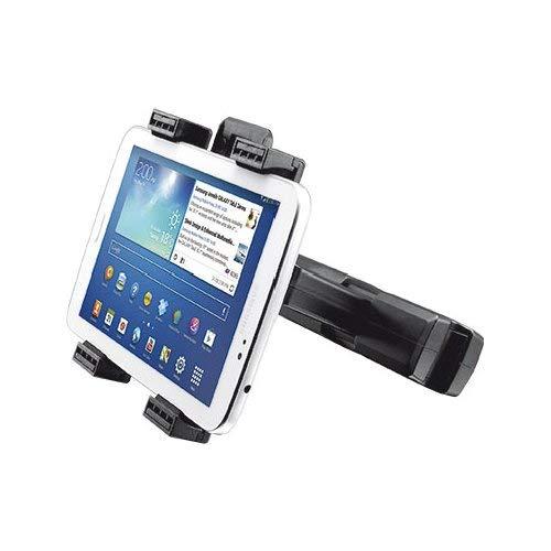 Headrest Holder Car (Tablet/UMPC, Auto, Passivhalterung, Schwarz, 155 g) ()