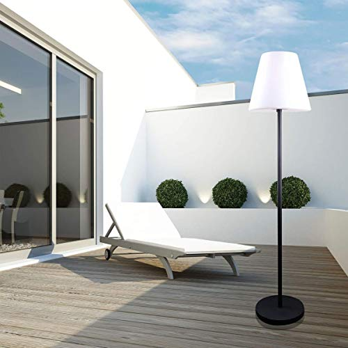 Light Zone Premium Stehleuchte für Innen und Außen LED-Leuchtmittel / 3 Helligkeitsstufen