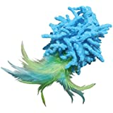 KONG Moppy Ball with Feathers Cat Toy