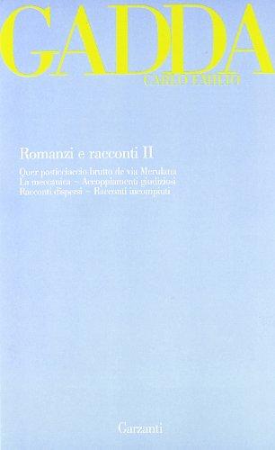 Romanzi e racconti: 2