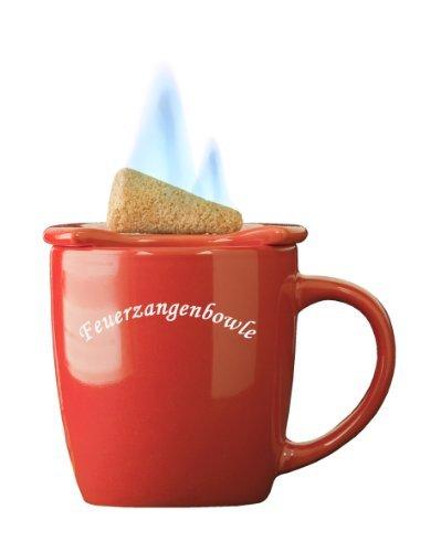 feuerzangenbowleset My Home 2er Set Feuerzangenbowle-Tassen