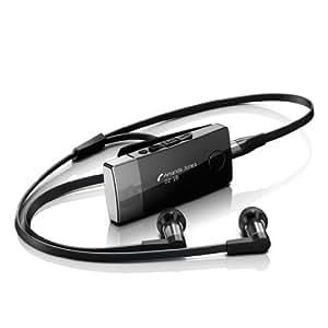 Sony Ericsson MW1 Kit oreillette stéréo Bluetooth Lecteur MP3/Radio FM
