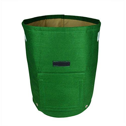 Daul Pflanzbeutel, Pflanzkübel, für Kartoffeln, aus Vliesstoff-Lagen, recycelt