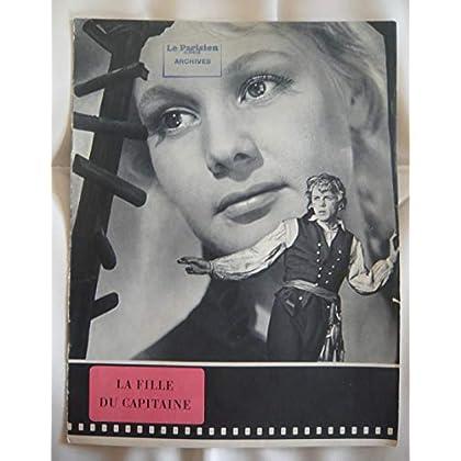 Dossier de presse de La Fille du Capitaine (1958) – Film de V. Kaplounovski avec Oleg Strijenov, Ilja Arepina - 12 pages – Photos N&B + scénario –Bon état.