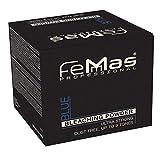 Femmas Professional Blondierpulver 1000 g - bis zu 9 Töne | Staubfreies Bleaching Powder zur Blondierung der Haare | Aufhellen, Blondieren dunkler Haare