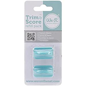 We R Memory Keepers Trim and Score Refill Blades