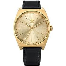 7fd9172e28d72 Adidas by Nixon Reloj Analogico para Mujer de Cuarzo con Correa en Cuero  Z05-510