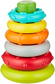 Infantino Rock'N Stack Rings |Baby Activity , Learning & Developi