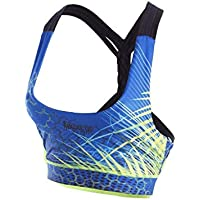 Boxeur des rues Fight Activewear Serie, Top Mujer, Mujer, BXT-3120T, Royal, Medium