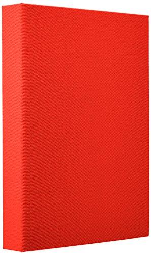 Ter Terracotta (Nakabayashi Terracotta 3 stage / Red TER-L3P-140-R (terracotta) 1PL pocket album / L size (japan import))
