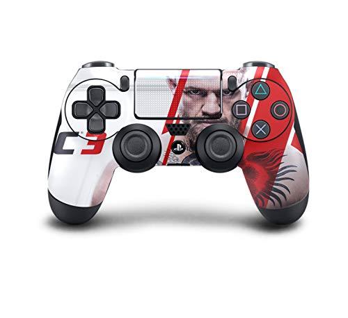 PS4 DualShock Wireless Controller Pro Konsole PlayStation4 Controller mit weichem Griff und exklusiver individueller Version Skin (PS4-EA Sports UFC 3)