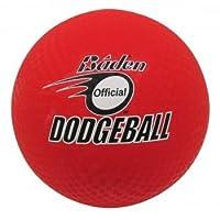 Baden Dodgeball Size 8.5 Red