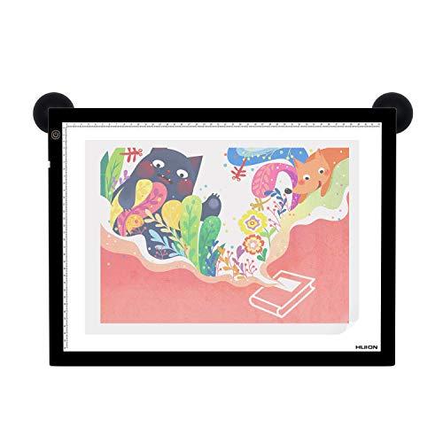 Huion 23,5 Zoll Licht Tracer Fotografie ArtCraft Light Box A3 mit Pucks und Pauspapier