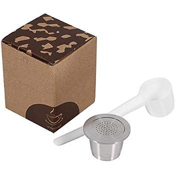 Nachfüllbar Kaffee Kapsel Pod für Dolce Gusto Nicht Toxisch Wiederverwendbar