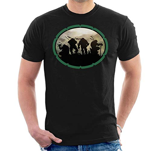 Teenage Mutant Ninja Turtles Shell Men's T-Shirt