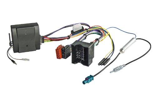 ##cB - 1023 high end interface de commande au volant cAN-bus pour aUDI, sEAT, sKODA, oPEL vW avec commande au volant pour autoradio jVC de radio &plug play)