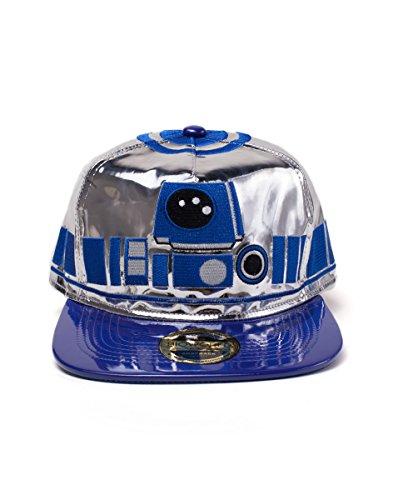 Bioworld Star Wars - R2-D2 Snapback Mütze