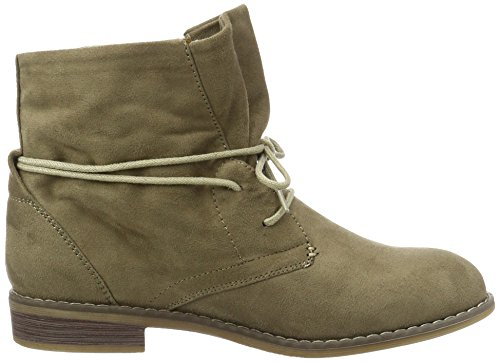 Jane Klain Damen 251 109 Desert Boots Braun (stone)