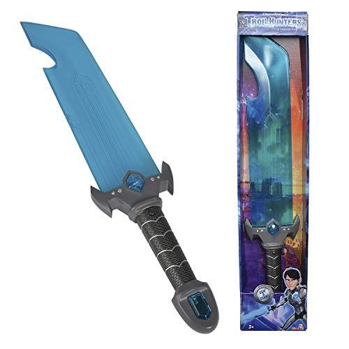 Espada con luz y sonido de Trollhunters (Simba 9212286)