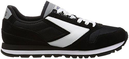 Brooks Damen Jet Schwarz/Weiß Chariot Sneakers Jet Schwarz/Weiß