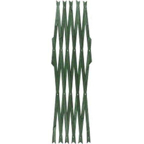 Expanding Trellis SupaGarden Green Hardwood Expanding Trellis 6ft x