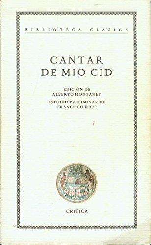Cantar de Mío Cid: CD-Rom (Biblioteca clásica) por Anonimo