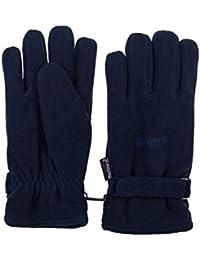 maximo Unisex Handschuhe Fleecefingerhandschuh, einfarbig