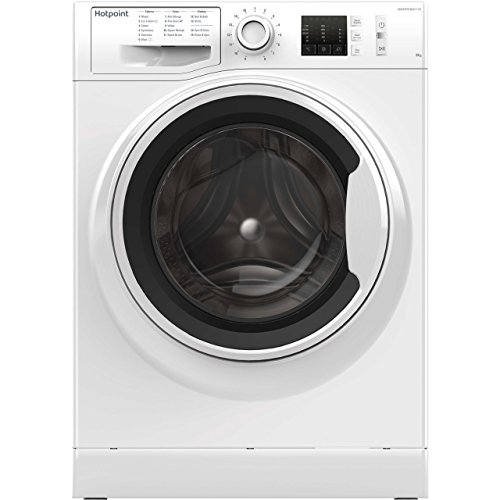 Hotpoint NM10944WWUK A+++ Rated Freestanding Washing Machine - White Best Price and Cheapest