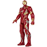 Marvel Titan Hero Serie Iron Man electrónico figura