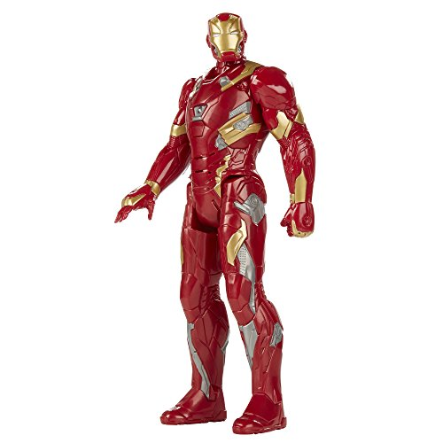 Marvel Titan Hero Serie Iron Man Elektronische Figur