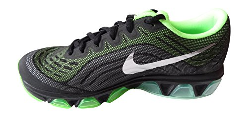 Nike Wmns Air Max Tailwind 6, Chaussures de Running Entrainement Femme black metallic silver medium mint electric 001