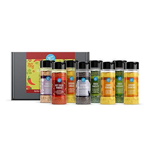 Amazon Brand - Happy Belly - Essentielle Kräuter und Gewürze