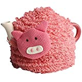 T&G Woodware Farmyard Crazy Peter the Pig Teacosy