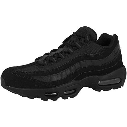 Nike Air Max 95, Herren Laufschuhe Training Negro (Black / Black-Anthracite)
