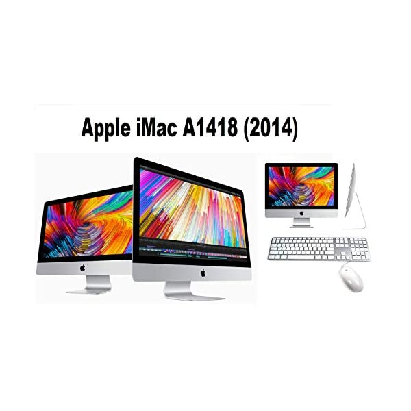 Apple iMac 21. 5″ Core i5 / 1. 4GHz / 8GB / 500GB MF883LL/A (Mid 2014) (Refurbished) 41zHJOIBDoL