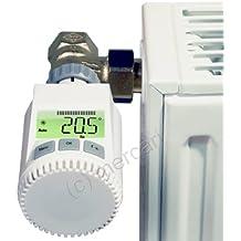 elektronischer Heizkörper-Thermostat - Energiesparregler / spart bis zu 30 % Energie Neu jetzt mit Boostfunktion