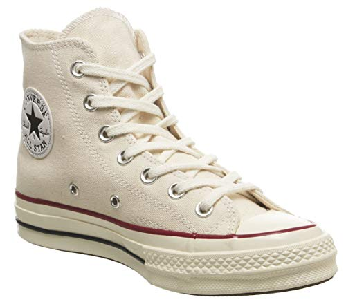 Converse Unisex Erwachsene All All Star Prem Hi 197's Textil Fitness Schuhe, Elfenbein - pargament - Größe: 44 EU