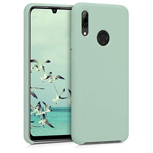 kwmobile Huawei P Smart (2019) Hülle - Handyhülle für Huawei P Smart (2019) - Handy Case in Mintgrün matt
