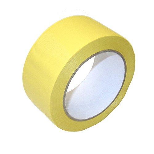 Bonum PVC Putzband gerillt, gelb, 5175020