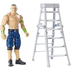 WWE- Wrekkin' Action Figure con Accessori, Giocattolo per Bambini 6+ Anni, 15 cm, GGP04