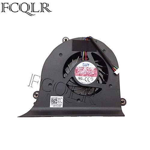 FCQLR Laptop CPU Lüfter kompatibel für Alienware M17x R2 M17XR2 Laptop CPU Kühlung Lüfter AVC BATA1015R5H KSB0705HA Alienware M17x Laptop