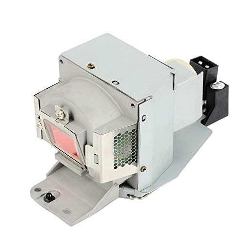 Molgoc 5J.J3T05.001 Projektor-Ersatzlampe mit Gehäuse, kompatibel mit BenQ EP4227/MS614/MX613ST/MX613STLA/MX615/MX615-V/MX615+/MX660P/MX710